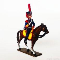 Juguetes Antiguos: SOLDADO DE PLOMO -54MM CABALLERIA NAPOLEONICA - STARLUX - 54 MM - TOY SOLDIER. Lote 225494850
