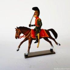 Juguetes Antiguos: SOLDADO DE PLOMO -54MM CABALLERIA NAPOLEONICA - STARLUX - 54 MM - TOY SOLDIER. Lote 225495470