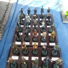 Juguetes Antiguos: LOTE DE SOLDADOS DE PLOMO ADMIRAL PALLAU. Lote 227778649