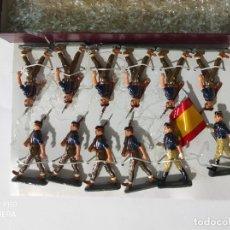Giochi Antichi: ALAI MINIATURAS FIGURAS SOLDADOS PLOMO REF: 5100 FALANGE 54MM. Lote 232555640