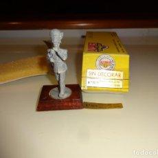Juguetes Antiguos: ALYMER. FIGURA SIN PINTAR. FLISCORNO RGTO. GRANADEROS 6º REAL INGLESA. REF. 70/15. Lote 237002170