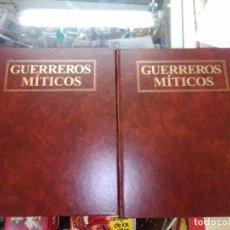 Jeux Anciens: GUERREROS MÍTICOS VOLUMEN 1 + 2 2005 PLANETA D'AGOSTINI -- ENCUADERNADOS. Lote 245215945