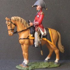 Jogos Antigos: TENIENTE GENERAL SIR JOHN MOORE (G.B.) 1809 - ESCALA 1:30 PLOMO - 330 GRAMOS. (2 FOTOS). Lote 249582890