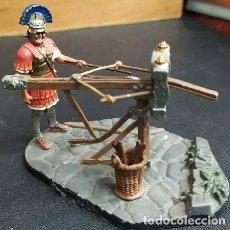 Jogos Antigos: EL ESCORPIÓN. SOLDADOS DE LA ANTIGUA ROMA FIGURAVARIOS-89. Lote 254689805