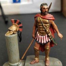Juguetes Antiguos: HOPLITA GRIEGO S. VIII AC. SOLDADOS DE LA ANTIGUA ROMA FIGURAVARIOS-96. Lote 254713225