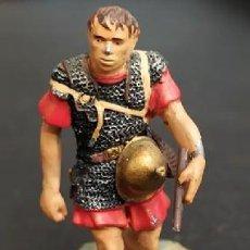 Juguetes Antiguos: SOLDADO ROMANO EN MARCHA. SOLDADOS DE PLOMO DE LA ANTIGUA ROMA. FIGURAVARIOS-81. Lote 254719305