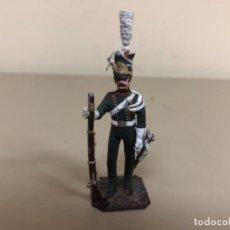 Juguetes Antiguos: SOLDADITO DE PLOMO SOLDADO GUERRA NAPOLEÓNICAS , MEDIDAS ; 6 CM. Lote 255938615