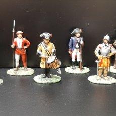 Juguetes Antiguos: SOLDADITOS DE PLOMO (8).. Lote 257952060