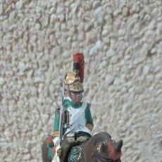 Juguetes Antiguos: SOLDADO DE PLOMO GUARDIA IMPERIAL DRAGON. Lote 262450680