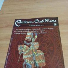 Juguetes Antiguos: FASCÍCULO № 12 CABALLEROS DE LA EDAD MEDIA ALTAYA. Lote 265161179