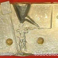 Juguetes Antiguos: MOLDE PARA PLOMO, REALIZADO POR LA ANTIGUA CASA PRANDELL EN 1970. NUNCA USADO. PLOMOALEACIÓN. Lote 215803455