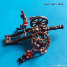 Juguetes Antiguos: ALYMER ALMIRALL CHAUVE BENEITO - LOTE 500 - ARTILLERIA NAPOLEONICA. Lote 280973903