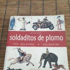 Jeux Anciens: SOLDADITOS DE PLOMO - ORAZIO DI MAURO - FIGURAS MINIATURAS MILITARES SOLDADITOS. Lote 286059818