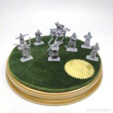Giochi Antichi: LOTE DE 8 FIGURAS DE PLOMO JRR TOLKIENS. MITHRIL. MIDDLE-EARTH. VARIAS FIGURAS. DIFERENTES TAMAÑOS.. Lote 287904308