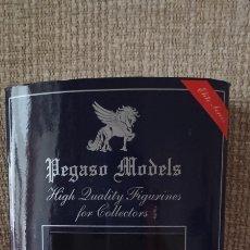 Juguetes Antiguos: FIGURA DE ROMANO, DE 90MM. PEGASO MODELS. Lote 288178683