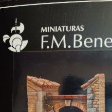 Juguetes Antiguos: FIGURAS TIPO MOSQUETEROS DE BENEITO. Lote 288314263
