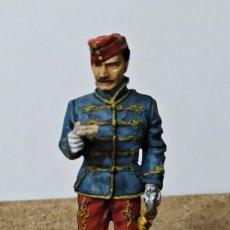 Juguetes Antiguos: USAR AUSTRO - HUNGARO 1914 DEL PRADO 6,5 CM. Lote 292383183