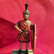 Juguetes Antiguos: SOLDADITO DE PLOMO. GUERREROS DE LA ANTIGUEDAD . ALTAYA. Lote 295499263