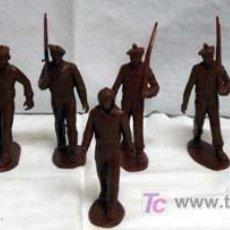 Juguetes Antiguos: SOLDADOS DE DESFILE DE LOS AÑOS 70. Lote 5322901