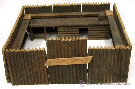 Fuerte de madera fort jerry a os 50 comprar en - Pegamento fuerte para madera ...