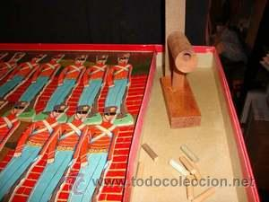 Juguetes Antiguos: Set Soldados Vintage Años 50. Juego De Guerra .Juguete .Caja Original. - Foto 2 - 26811326