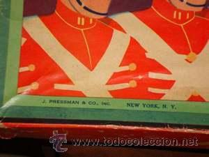 Juguetes Antiguos: Set Soldados Vintage Años 50. Juego De Guerra .Juguete .Caja Original. - Foto 4 - 26811326