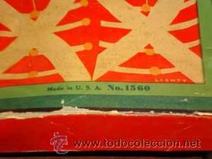 Juguetes Antiguos: Set Soldados Vintage Años 50. Juego De Guerra .Juguete .Caja Original. - Foto 5 - 26811326