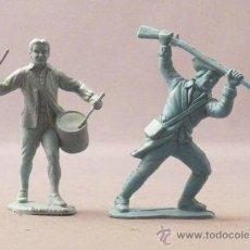 Juguetes Antiguos: GUERRA REVOLUCIÓN AMERICANA-54MM.. Lote 30398818