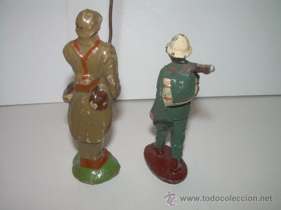Juguetes Antiguos: ANTIGUOS SOLDADOS. - Foto 4 - 30590329