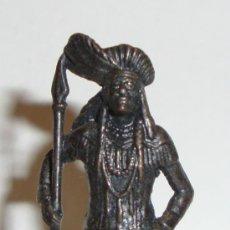 Giochi Antichi: DIFICIL FIGURA KINDER METAL METALICA VER COLOR DEL METAL. Lote 30756791
