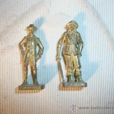 Juguetes Antiguos: 2 FIGURAS, MED: 4 CMTS.. Lote 30942545