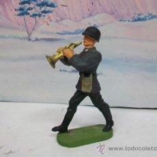 Juguetes Antiguos: FIGURA ELASTOLIN - FIGURA COMPOSICION PASTA - NO PECH - ALEMAN ELASTOLIN -VER FOTOS. Lote 31989855