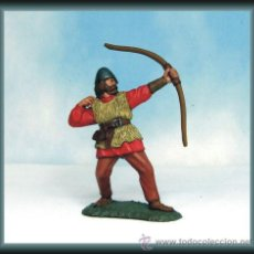 Juguetes Antiguos: CONTE COLLECTIBLES-NORMANDOS Y VIKINGOS ESCALA 1/30 (60MM)-FOTOS. Lote 33618967