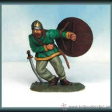 Juguetes Antiguos: CONTE COLLECTIBLES-NORMANDOS Y VIKINGOS ESCALA 1/30 (60MM)-FOTOS. Lote 33619073