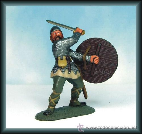 CONTE COLLECTIBLES-NORMANDOS Y VIKINGOS ESCALA 1/30 (60MM)-FOTOS (Juguetes - Soldaditos - Otros soldaditos)
