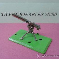 Juguetes Antiguos: CAÑON MORTERO DE METAL MARCA DEETAIL 75 MM GUN BRITAINS LTD. Lote 38587166
