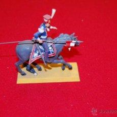 Juguetes Antiguos: POLISH LANCER. 1ST LANCER OF THE GUARD 1815 AIRFIX. Lote 45383957
