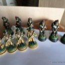 Juguetes Antiguos: SOLDADOS MILITARES DE RESINA. Lote 49654089