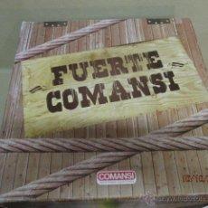 Juguetes Antiguos: FUERTE COMANSI. Lote 51767096