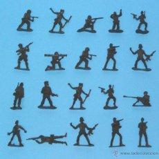 Juguetes Antiguos: JUGUETE MILITAR 'LOTE SOLDADITOS 00004', ESCALA 1/35.. Lote 52423464