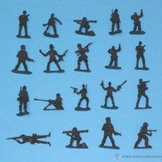 Juguetes Antiguos: JUGUETE MILITAR 'LOTE SOLDADITOS 00006', ESCALA 1/35.. Lote 52443644