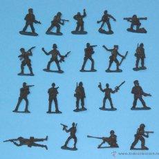 Juguetes Antiguos: JUGUETE MILITAR 'LOTE SOLDADITOS 00007', ESCALA 1/35.. Lote 52443646