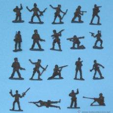 Juguetes Antiguos: JUGUETE MILITAR 'LOTE SOLDADITOS 00010', ESCALA 1/35.. Lote 52448258