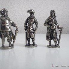 Juguetes Antiguos: 3, SOLDADITOS PARA COLECION. Lote 53395282