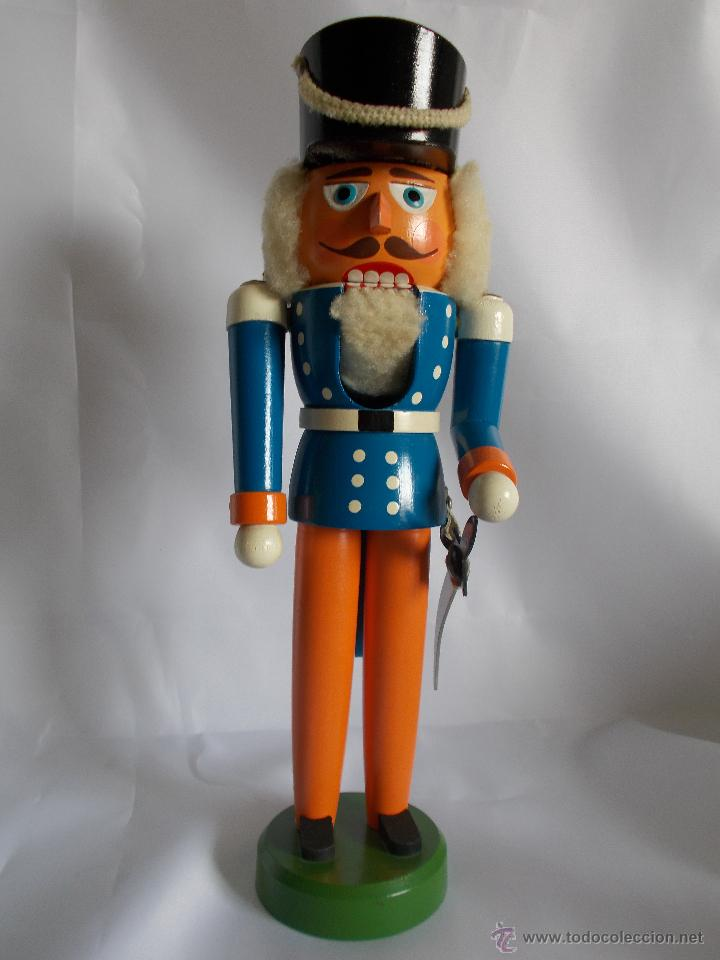 Original soldado cascanueces de madera similar comprar - Cascanueces de madera ...