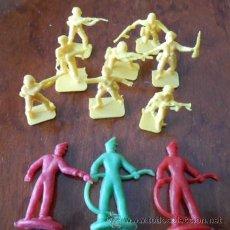Juguetes Antiguos: LOTE SOLDADITOS. Lote 54041612