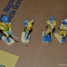 Juguetes Antiguos: 4 SOLDADOS. Lote 58687103
