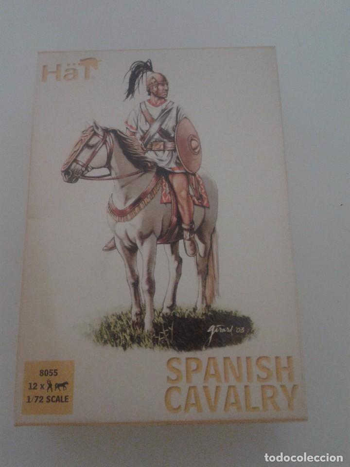 1:72 Spanish cavalry Hat 8055