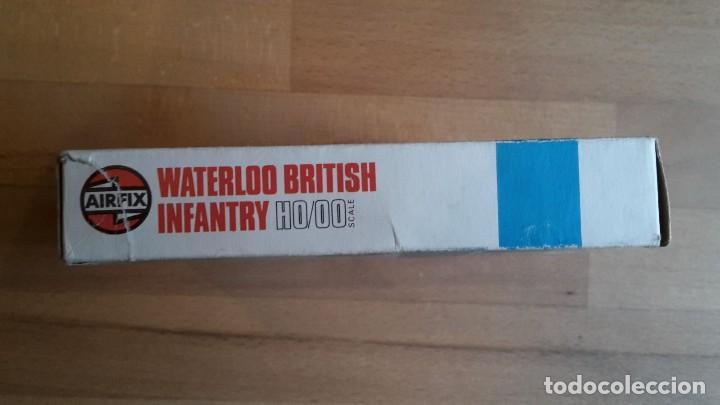 Juguetes Antiguos: Soldados Airfix Waterloo British infantry completo, sueltos, año 1975 - Foto 4 - 66422010