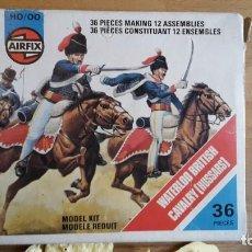 Giochi Antichi: SOLDADOS AIRFIX WATERLOO CAVALRY, COMPLETO, SUELTOS, AÑO 1975. Lote 66423986